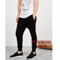 Jfashion Celana jogger training Panjang Basic - Brooklyn
