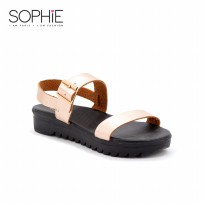 SOPHIE PARIS CAROL SANDAL ORANGE 40-F0787O340