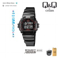 Q&Q QnQ QQ Original Jam Tangan Digital Sport Watch - M153 M153J Water Resist