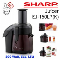 Juicer Sharp EJ-150LP(K)