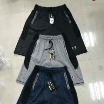 MURAH Celana Pendek UA Under Armour Sweatpants Olahraga Gym Sport Running