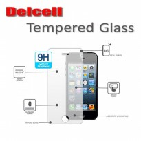 Tempered Glass Delcell All Type iPhone Samsung Xiaomi Screen Guard