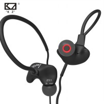 Knowledge Zenith Earphone Sport dengan Mic - KZ-ZS3 - Black Kabel