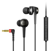 Phrodi 500 Earphone - POD-500 - Kabel - Black Kabel