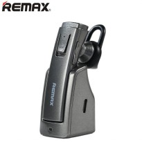 Remax Bluetooth 4.1 Car Speakerphone Wireless Headset - RB-T6C - Black