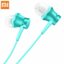 Xiaomi Mi Piston Huosai 3 Earphone Fresh Version (ORIGINAL) - Blue Kabel