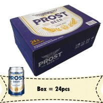 Prost Beer Can [330ml - 4.5%] 24pcs Box