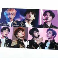 [BTS] BTS Goodness BTS Posters Bromide 12sheets + Sticker ( A3 ) set