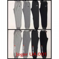 [Recommended] Celana Panjang Training Jogger UA Under ARmour UA 001 Sport Gym Sepeda