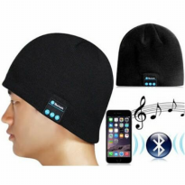 Kupluk Beanie Bluetooth Knit With Hands-Free Calls