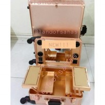 Masami Shouko - koper beauty case tempat tas make up