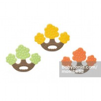 Mombella Apple Tree Teether 1 Pc - Color May Vary