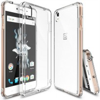Ringke Fusion Case for One Plus X - Clear