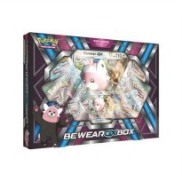 Promo POKEMON TCG BEWEAR GX BOX