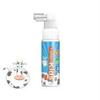 T-Spray Kids Mouth Spray - Gum and Teeth Protection 20 ml - Milk Flavour
