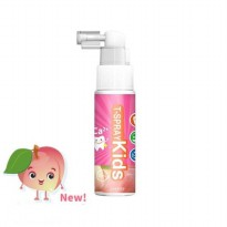 T-Spray Kids Mouth Spray - Gum and Teeth Protection 20 ml - Peach Flavour