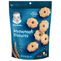 Gerber Graduates Arrowroot Biscuits 155gr