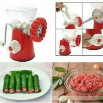 Penggiling Daging - Meat Grinder manual sayuran buah mincer