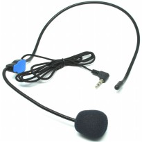 Headset Style Call Center - Black