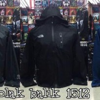 P.R.O.M.O Jaket PArasut Gunung BB Bolak Balik Reversible TNF The North Face 1512