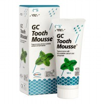 GC Tooth Mousse Mint 40gr