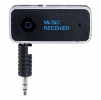 Car Audio Bluetooth Music Receiver Handsfree - BT510 - Black