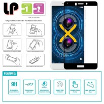 LP Full Tempered Glass Huawei Honor 6X