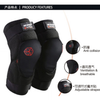 SCOYCO decker dekker K16 kneePad/protector lutut/knee guards ori