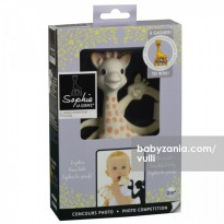 Vulli Sophie la Giraffe and Vanilla Teether Gift Set