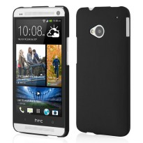 Rubberized Hard Case HTC One M7