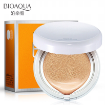 BIOAQUA CREAM AIR CU Air CUSHION EXTREME BB SPF 50 FOUNDATION KRIM BEDAK WAJAH - IVORY WHITE
