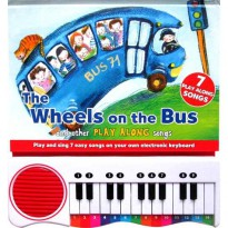 [Hellopandabooks] The Wheels on the Bus and other Play Along Songs Piano Board Book