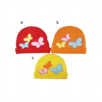 Topi bayi / Baby Grow Hat Butterfly