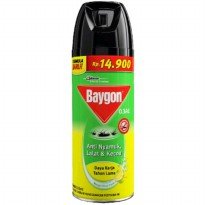 Baygon Insektisida Spray 225 ml
