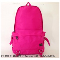 Tas import Backpack Porter 214