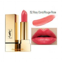 YSL ROUGE PUR COUTURE SATIN RADIANCE LIPSTICK COLOUR52