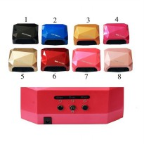NAIL GEL UV LED LAMP 36 WATT PENGERING KUTEK GEL (800150187)