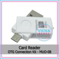 Card Reader - OTG Connection Kit - MUO-08