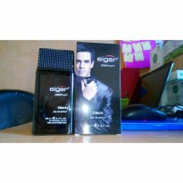 Best Parfum Eiger Platinum Hitam Original BPOM Export Quality - 100ML