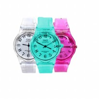 Jam Tangan Analog  Jelly - 3 Warna