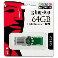 Flashdisk Kingston 64GB (Bergaransi) | Flash Drive | Flash Disk Kingston 64GB