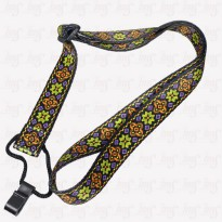 Ukulele Strap With Pattern Promo Murah10
