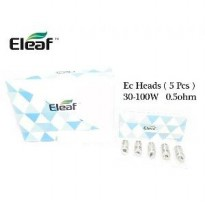 1 Pack EC Heads (0.5ohm) For Eleaf ( 1 Pack = 5 Pcs )