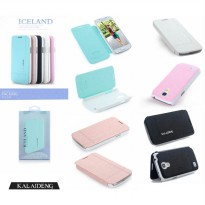 Kalaideng Iceland Leather Case Samsung Galaxy S4 Mini - S4 Mini Duos