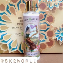 Dewi Sri Spa Whitening Body Lotion Promo A10