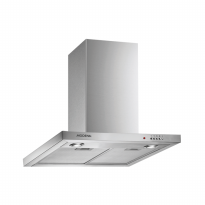 MODENA CX 6150 PIAZZA - Penghisap asap Chimney Hood Wall Type 60 cm - Stainless Steel