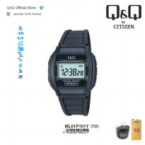 Q&Q QnQ QQ Original Jam Tangan Pria Digital Casual - ML01 ML01P Water Resist
