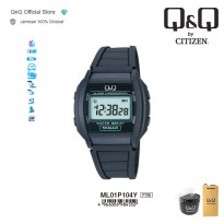 Q&Q QnQ QQ Original Jam Tangan Pria Digital Casual- ML01 ML01P Water Resist