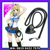 (Ikat Pinggang Pria) FAIRY TAIL LUCY WHIP