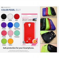 Mercury Pearl Jelly Case Samsung Galaxy Trend - Trend Duos
